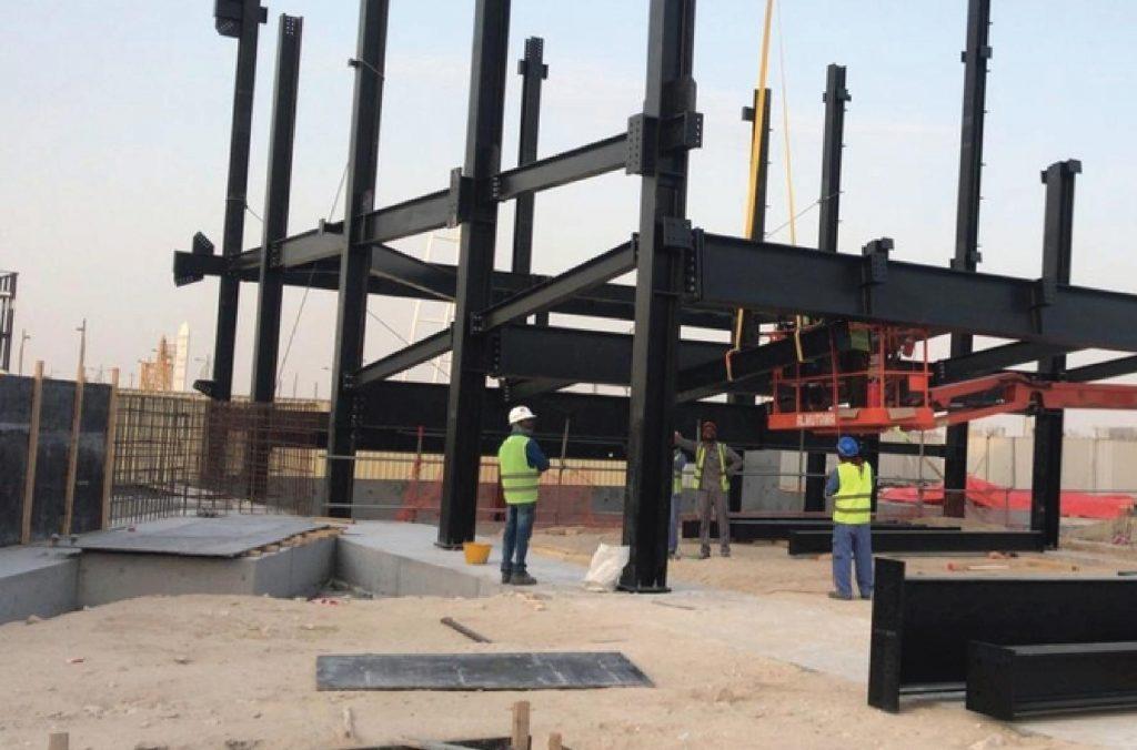 steel works rustenburg
